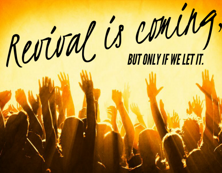Start of Revival !