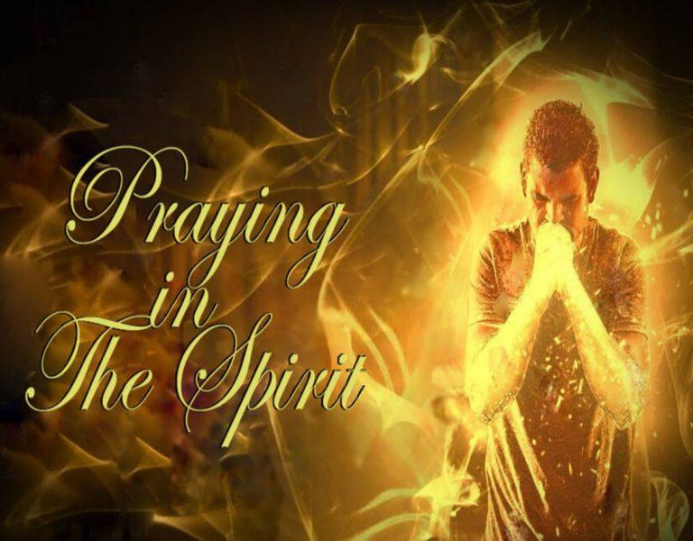 Ndbuisi Philips – Power of Praying in the Sprit !