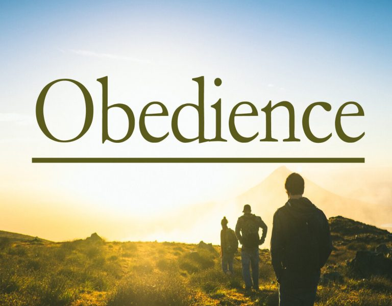 Anca Morar – The Importance of Obedience !